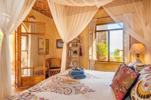 the charming casita at San miguel retreats