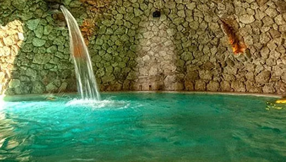 Enjoy La Gruta Hot springs, just 20 minutes from your retreat.