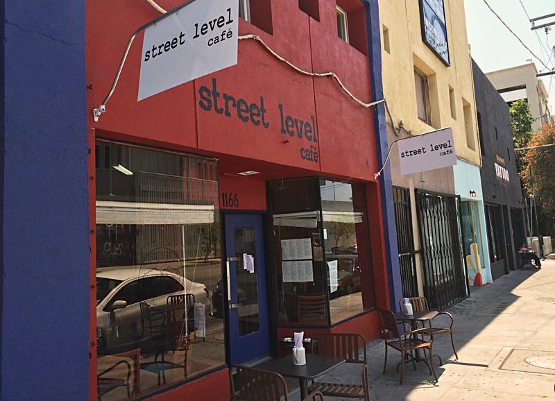 Street Level-Echo Park