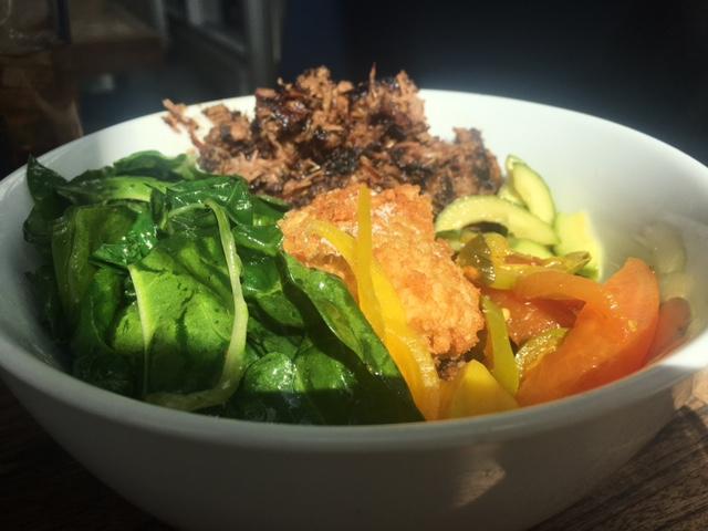 BOLicious Bowl with Garlic Beef