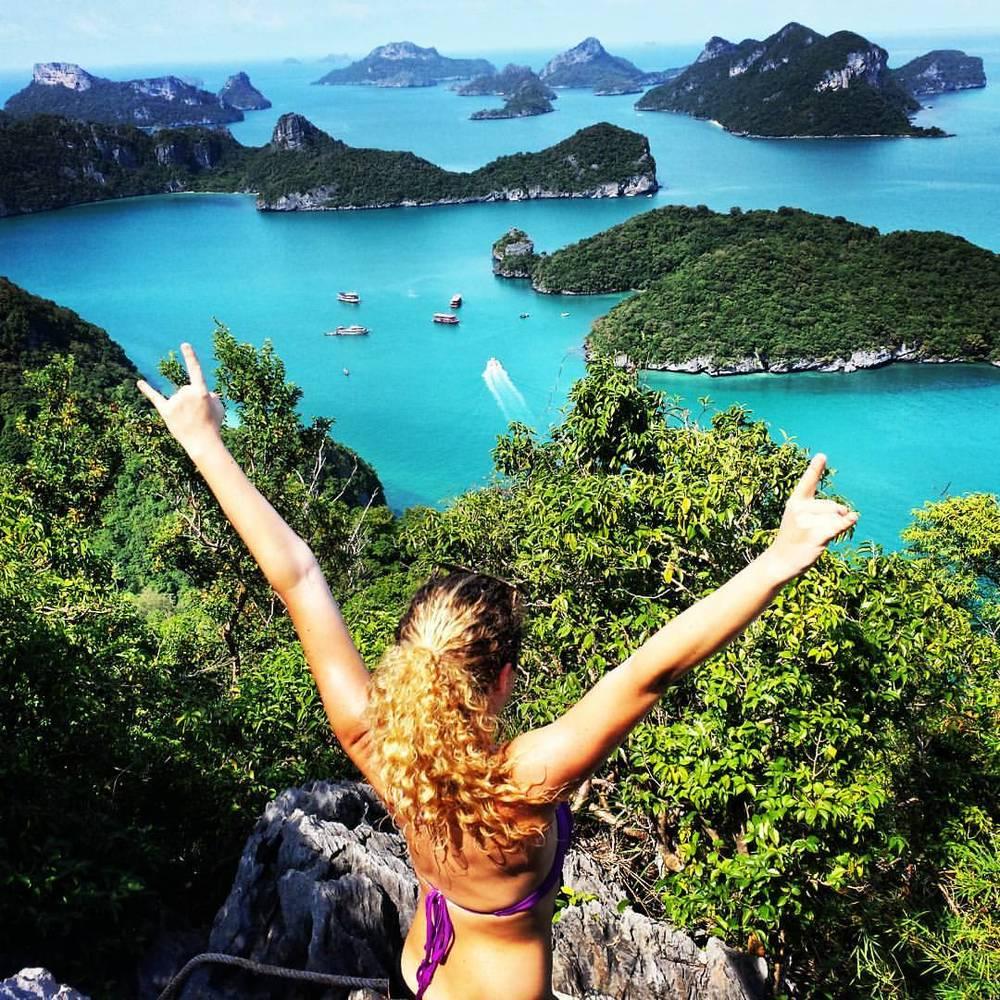 Ang Thong National Park, Gulf of Thailand, Thailand
