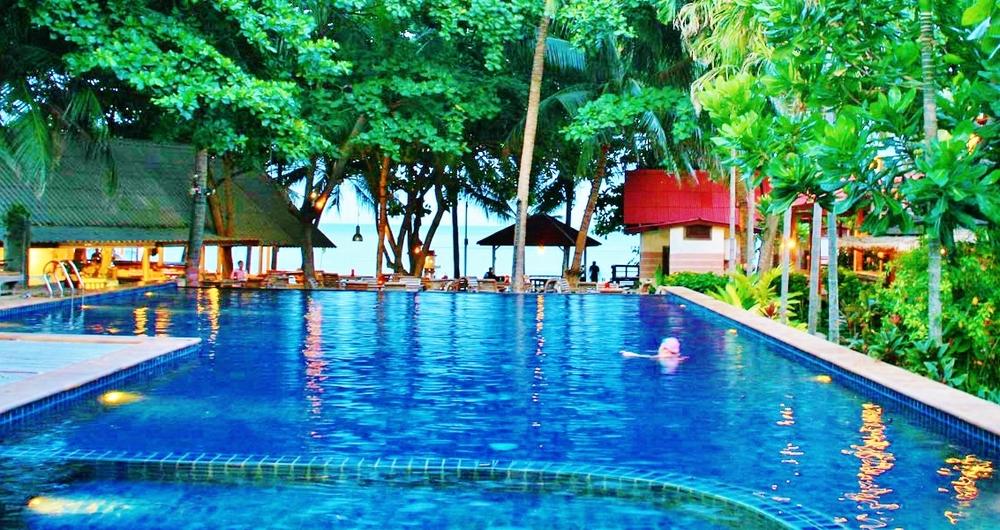 Palita Lodge, Koh Pha Ngan, Thailand