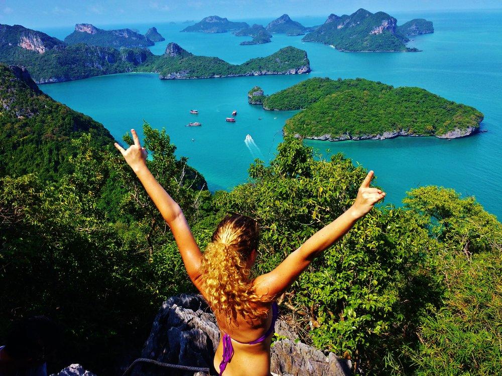 Ang Tong National Marine Park, Thailand