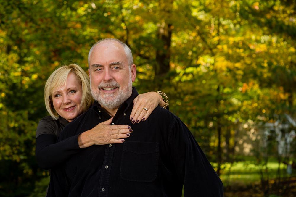 Diane & Craig Tallman.