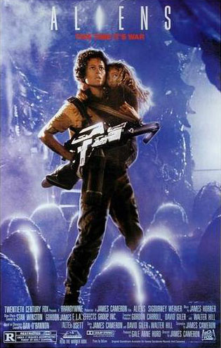 Aliens, 20th Century Fox, 1986