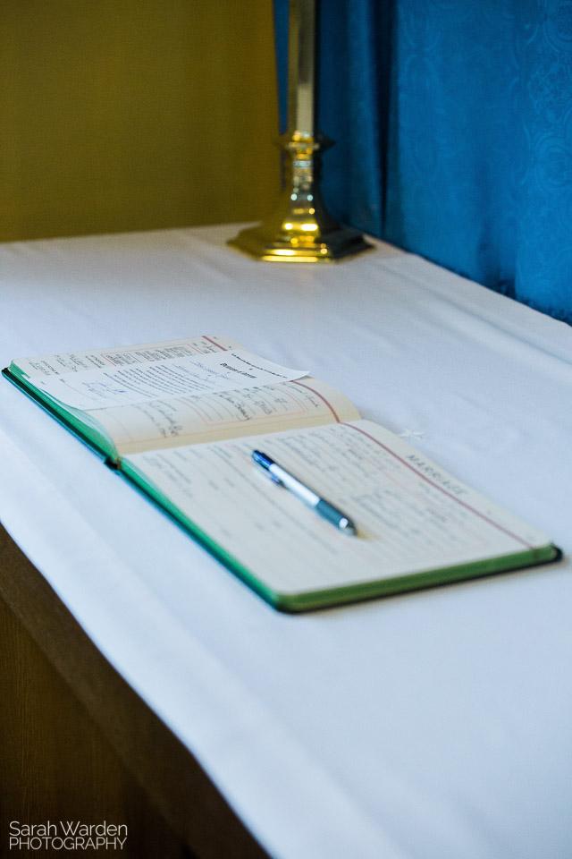 The Marital Register