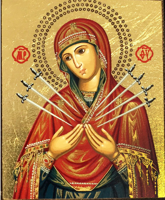 virgin-mary-of-sorrows-seven-swords-serigraph-mini-icon-magnet-bronze-leaf-4.jpg