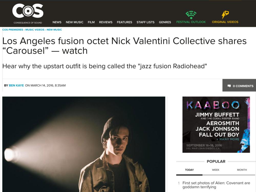 Nick Valentini Collective