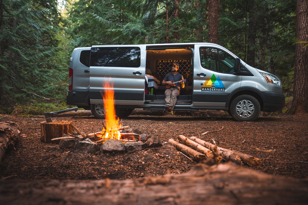 Campervan Rentals And Recreational Vehicle RV