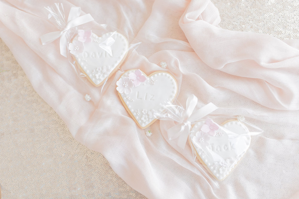 Iced Biscuit Favours