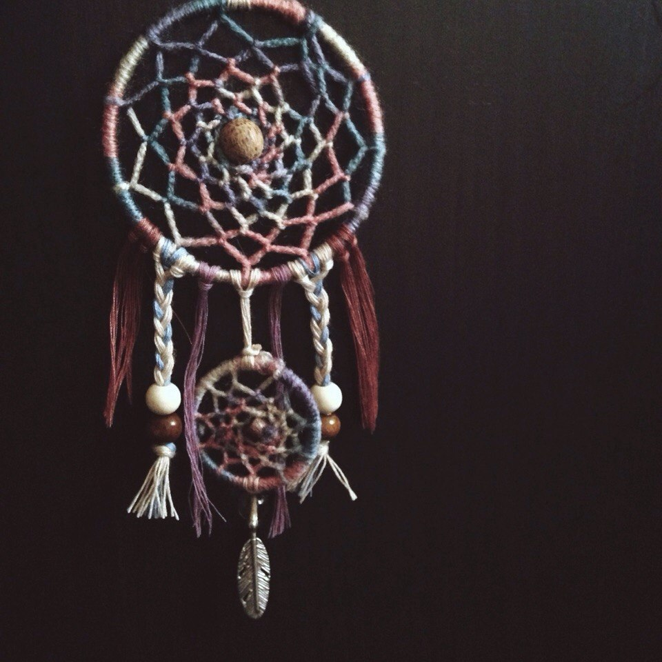 Gradient Dream Catcher