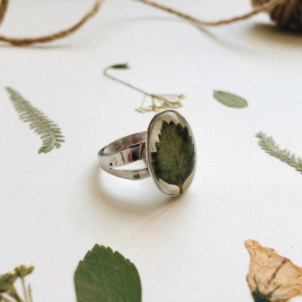 Dryflower Ring