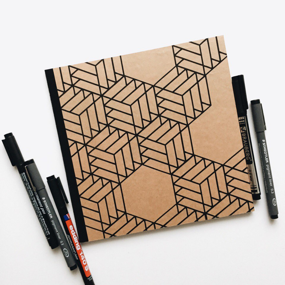 Geometry Sketchbook