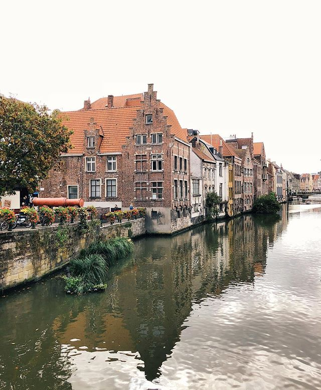 Views from Gent this past weekend.