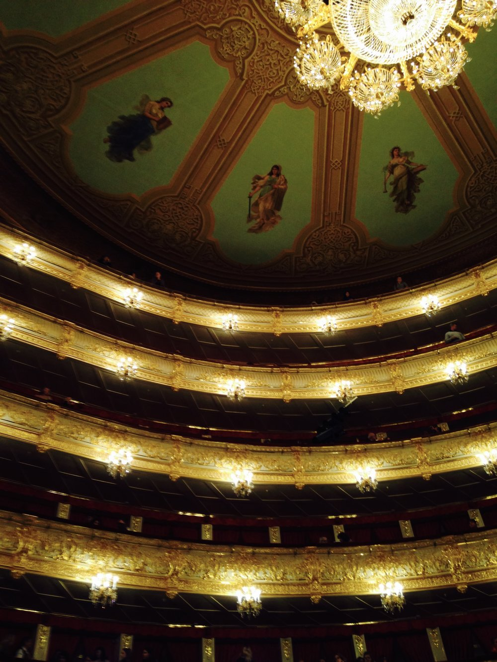 Magic Faust Bolshoi