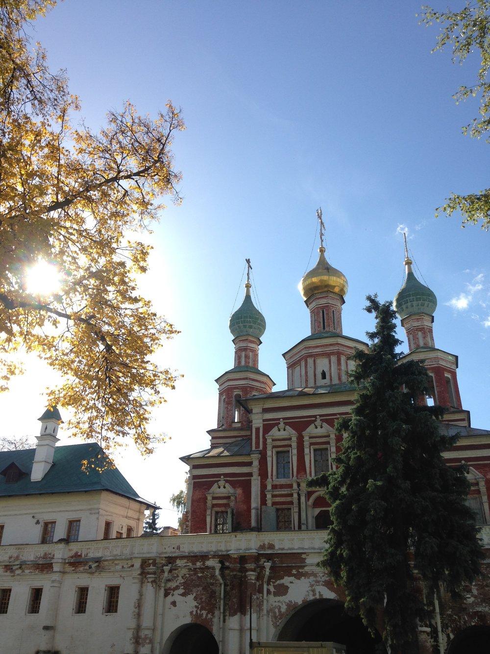 Novodevichy Convent #1