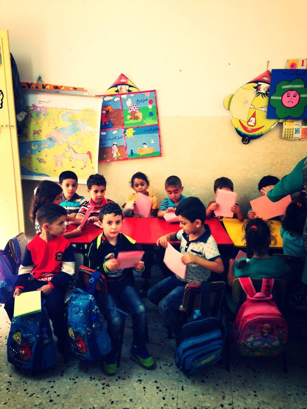 Al Wafa kindergarten