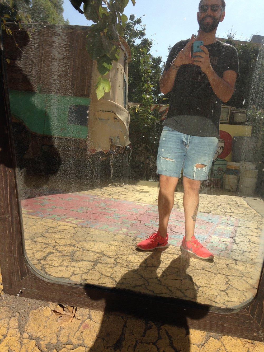 Overstay Hostel Selfie