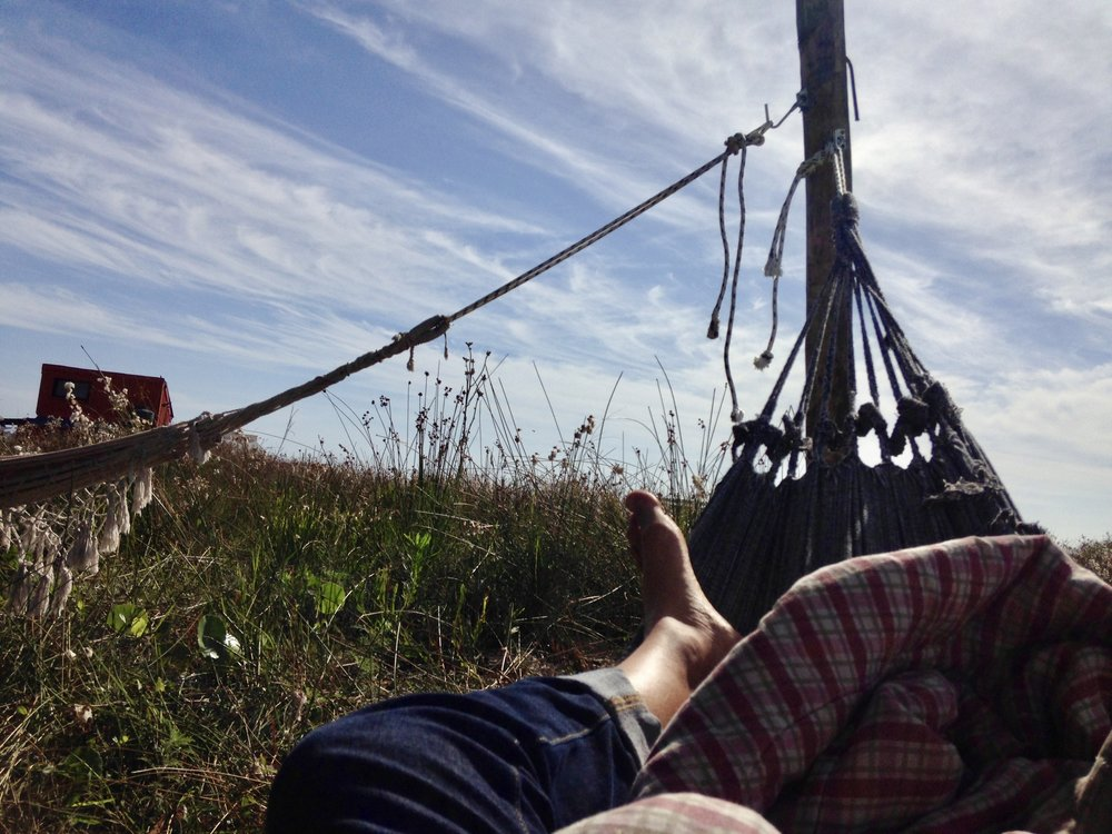 Cabo Polonio - Hippy paradise - hammock sleep under the stars