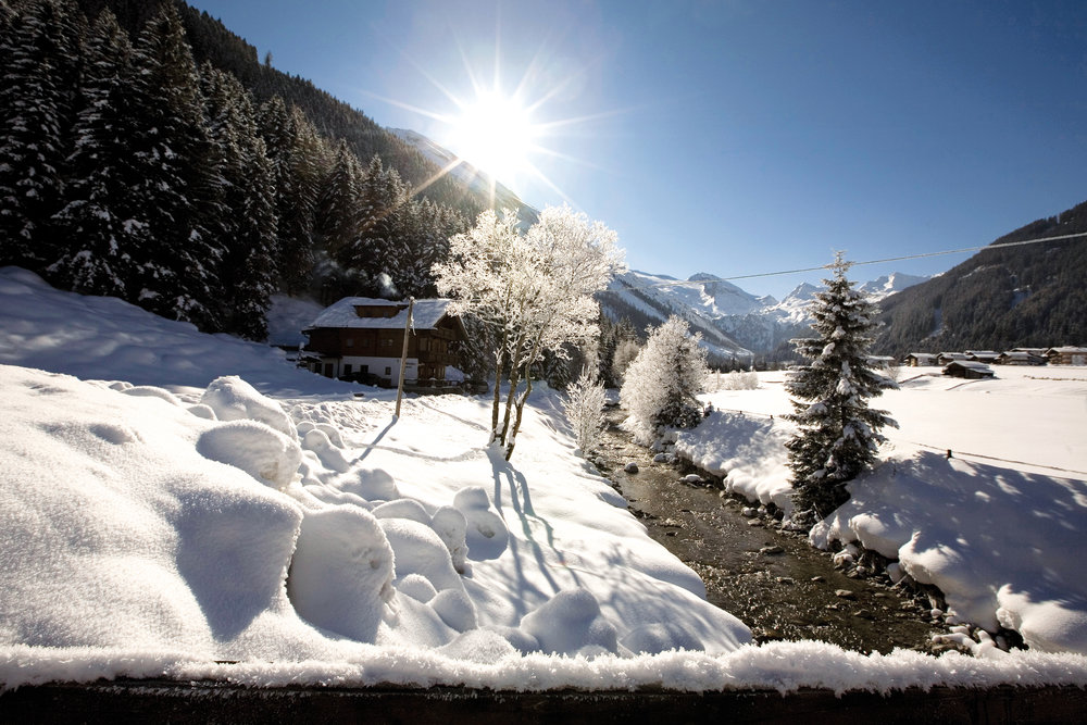 Winterwandern Madseit