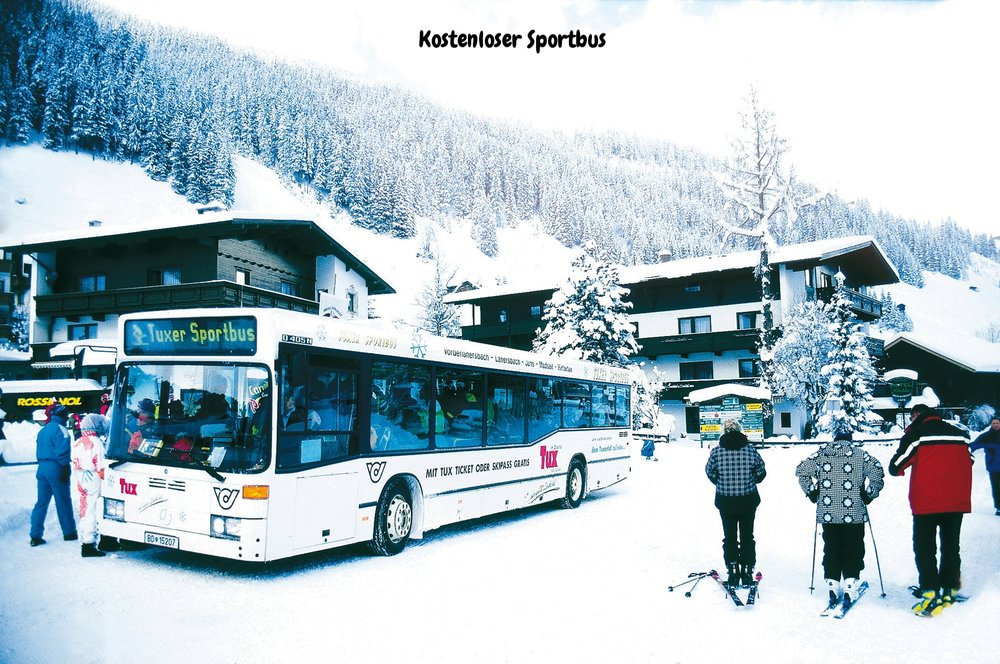 Kostenloser Sportbus