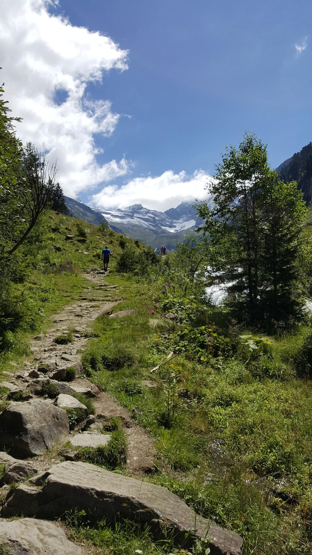 Familienwanderung Maxhütte