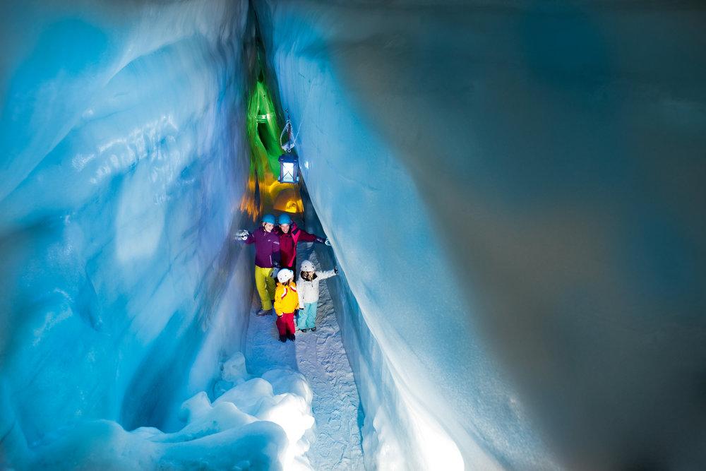 Einzigartig - Eispalast