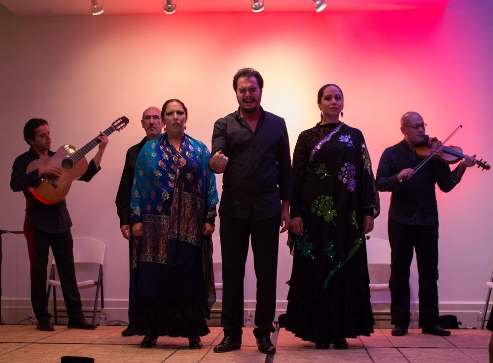 Xianix Barrera Flamenco at Le Petit Versailles Park Friday, June 30th - 7pm - 346 East Houston, ManhattanFree.