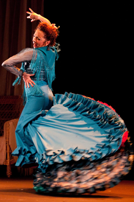 ROSARIO TOLEDO - BAILE / DANCE