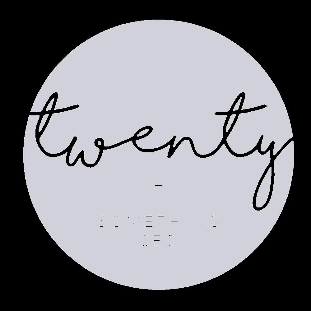 Twenty Something CEO logo.