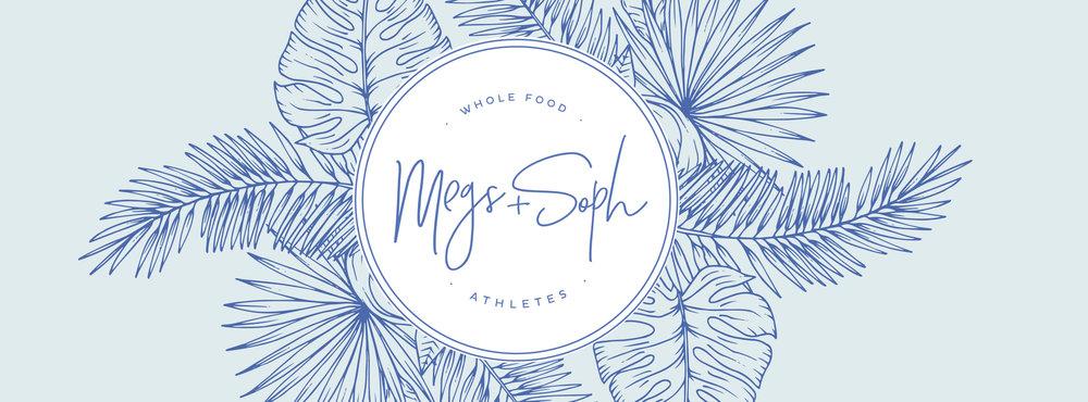 Megs + Soph Facebook banner.