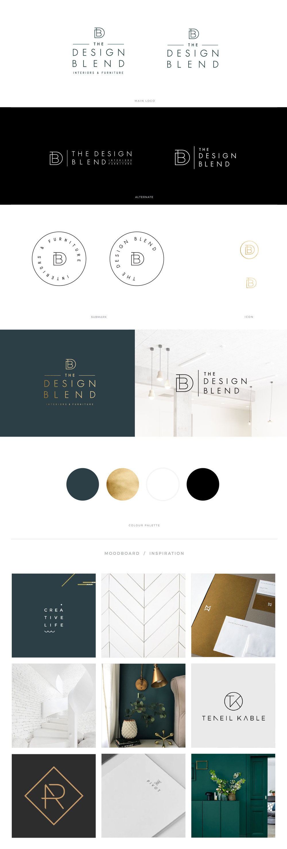 The Design Blend - by January Made Design