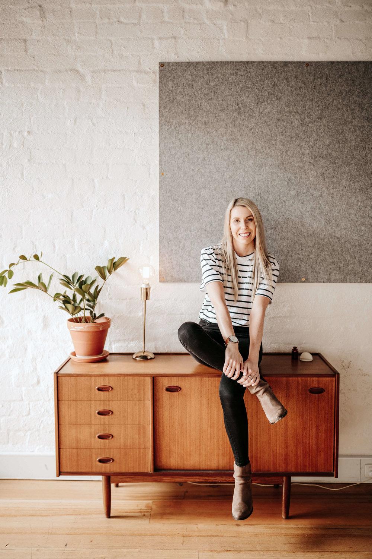 Nicole Macdonald - January Made Design.