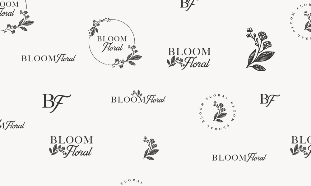 Bloom Floral - January Made Design