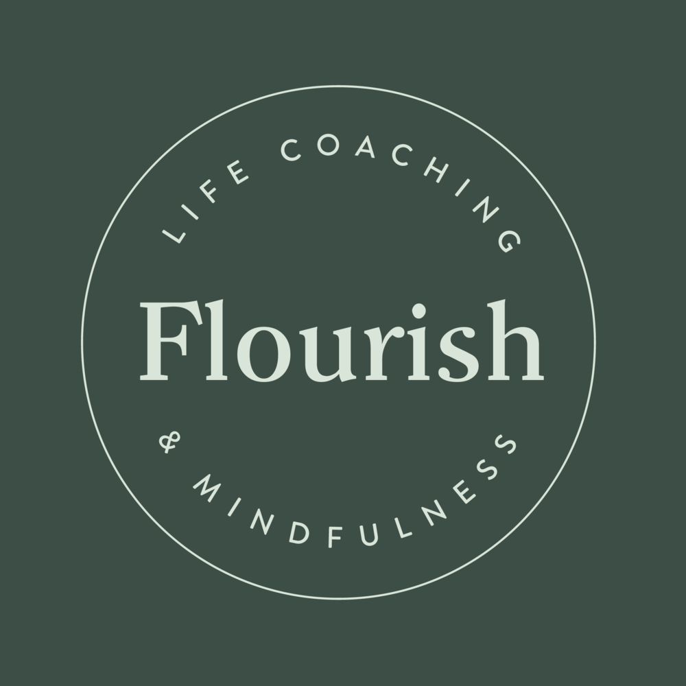 Flourish Life Coaching - By January Made Design