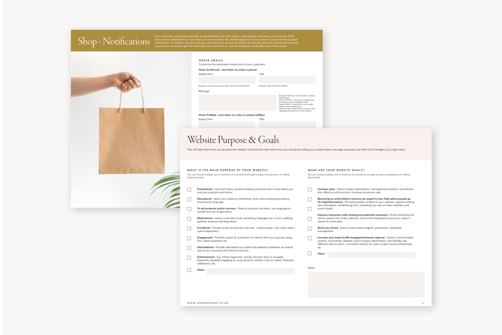 Download the Free workbook pages! - Sneak a peek
