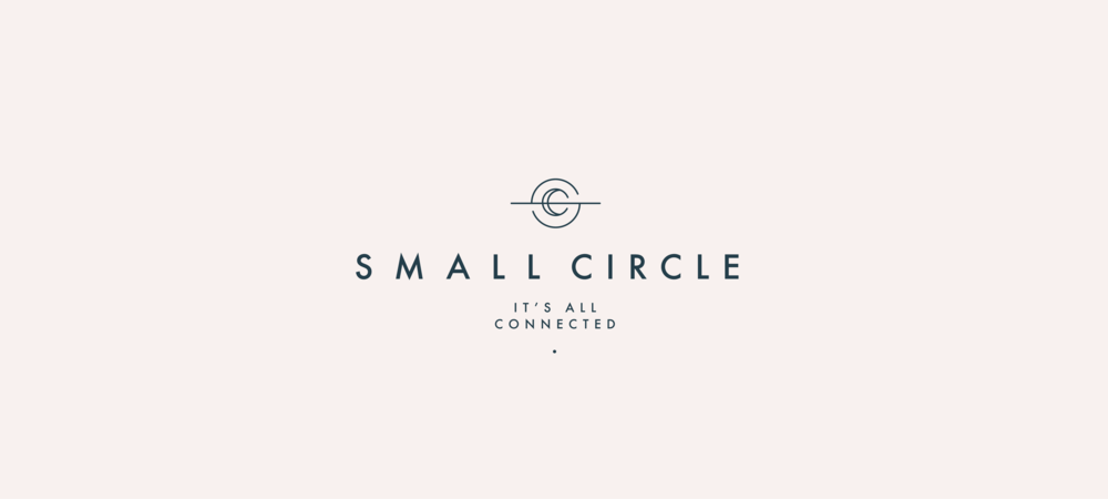 Small Circle logo - January Made Design