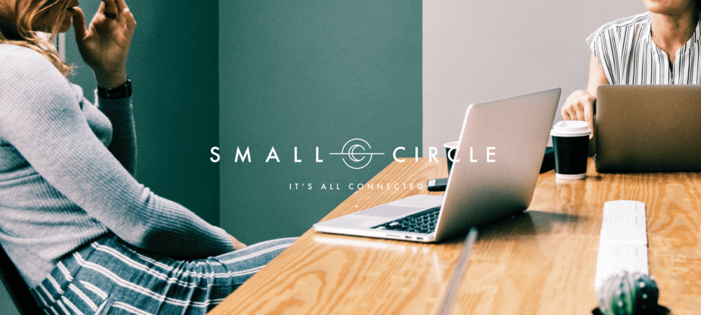 Small Circle image graphic - January Made Design