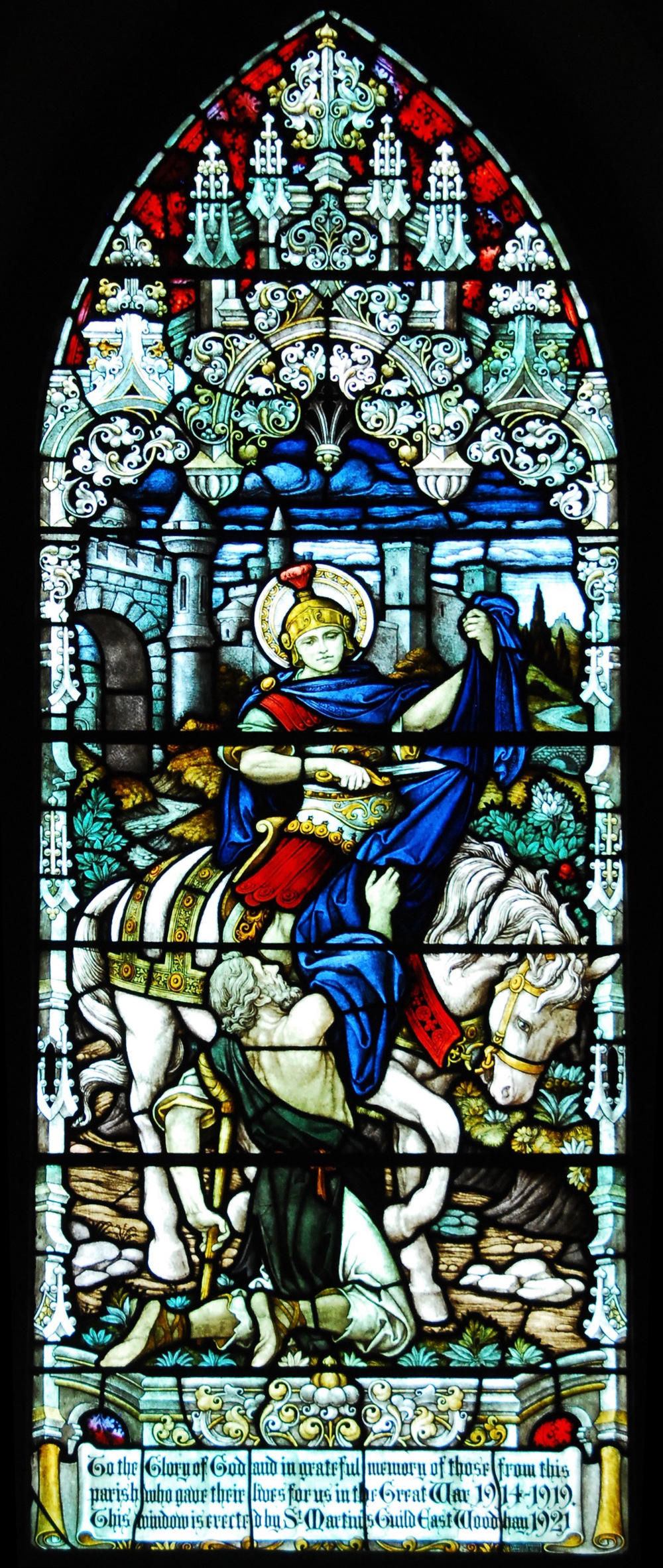 The St Martin's Guild Window