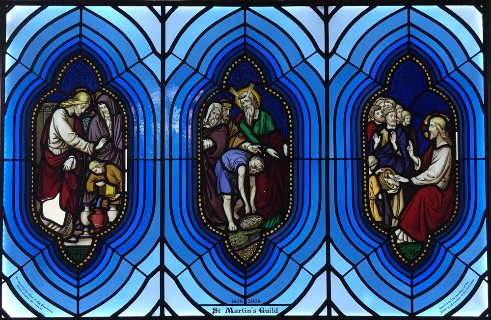 St Martin's Guild Triptych