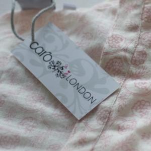 Caro London Kimono, photo courtesy of Hanson & Hopewell