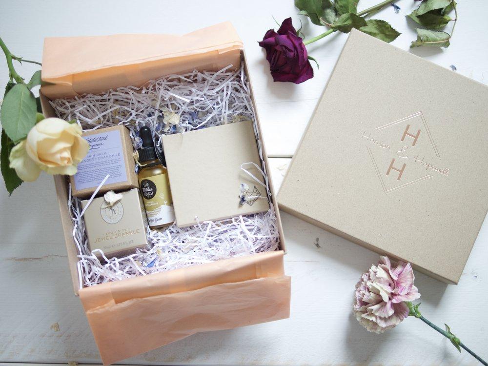 Sparkler Bridal Gift Box