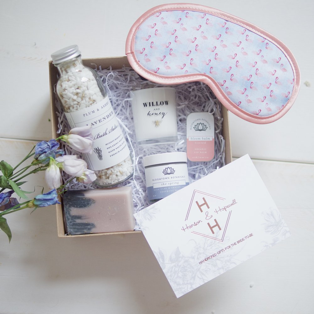 Hanson & Hopewell Pamper Gif Box