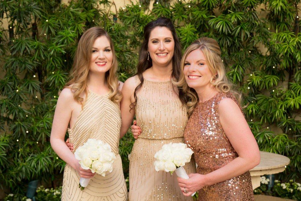 The Bridesmaid Dream Team (minus Holly!)