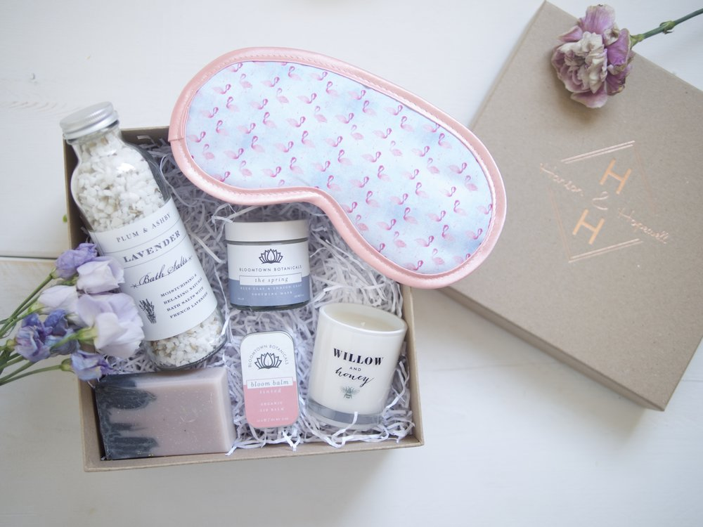Hanson & Hopewell 'Pamper' Hen Party gift box