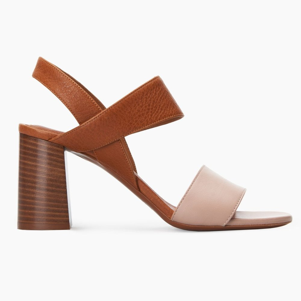 These Chloe Mia Sandals are to die for but won't kill your feet. And best yet, they'll compliment almost any outfit