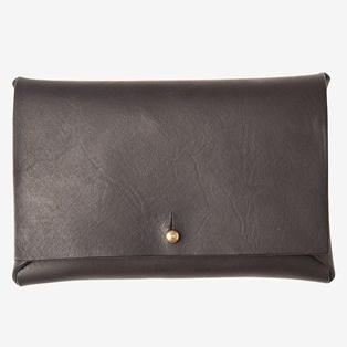 Simple, classic and affordable, the Toast Large Envelope bag is a winner