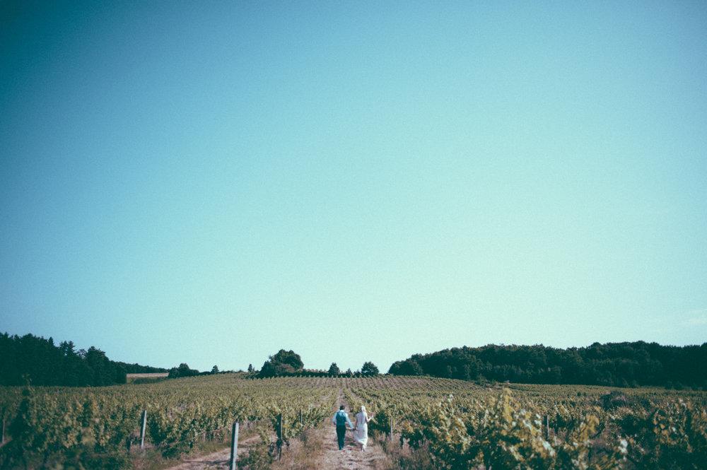 Chateau Rigaud French vineyard wedding