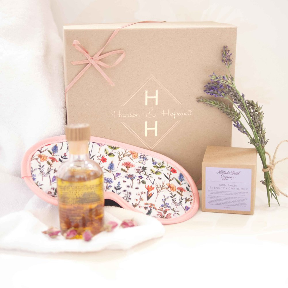 Hanson & Hopewell's Wedmin 'n' Chill gift set