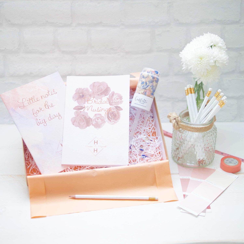 Winning At Wedmin Engagement Gift Box